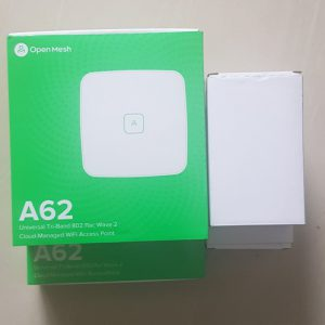 Open Mesh A62 Tri-Band 802.11ac Wave2 Access Point (2 Gbps)