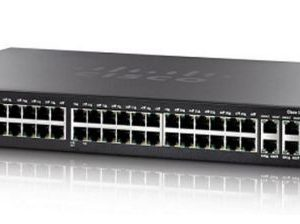 CISCO SG350-52P-K9-EU 52-Port Gigabit PoE Managed Switch