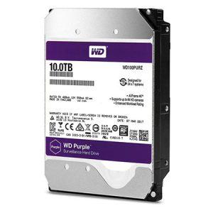 Ổ cứng Western WD Purple 10TB WD100PURZ – CHUYÊN DỤNG CHO CAMERA