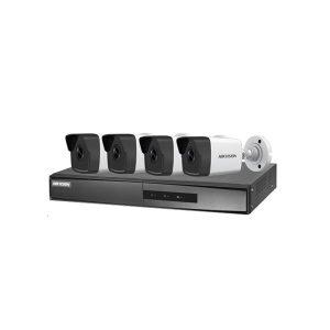 Bộ Kit 4 Camera IP HIKVISION NK42E0H-L (4 Camera – 1 Đầu ghi NVR)